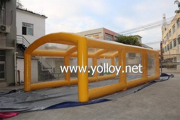 Inflatable Car Tent Garage Cover For Outdoor Using
