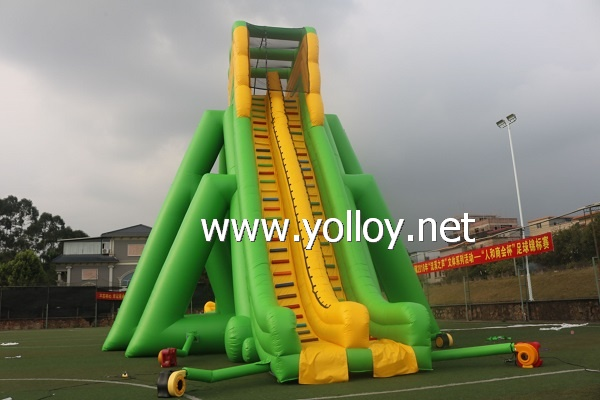 Newest huge inflatable slide for kids and Adult