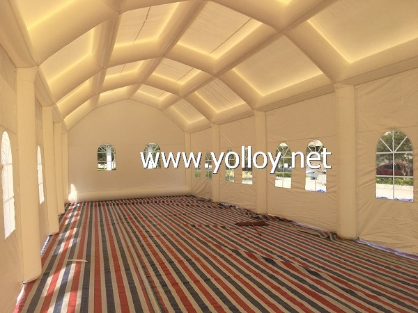 Big Marquee Inflatable Party Event Tent