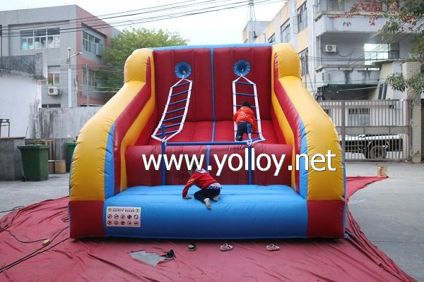 Inflatable Jacobs Ladder