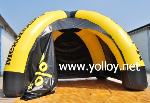 inflatable outdoor waterproof pop up automatic camping tent