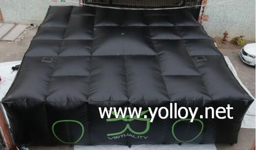 Size:  38ftL*38ftW*8ftH
