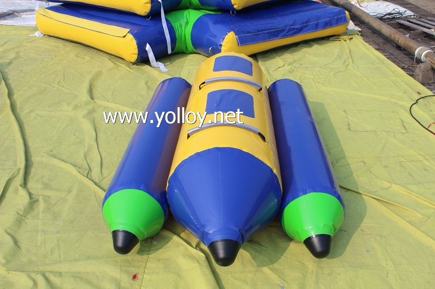 Inflatable Towable Tube for water amusement