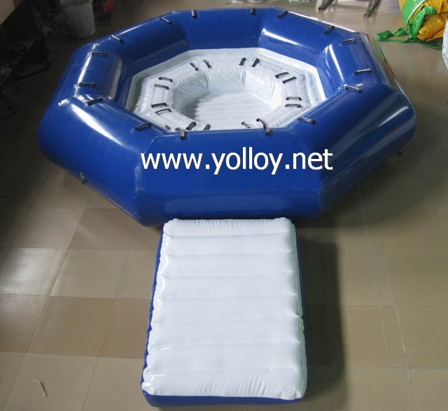 Inflatable Water Towable Boat for Water Sports