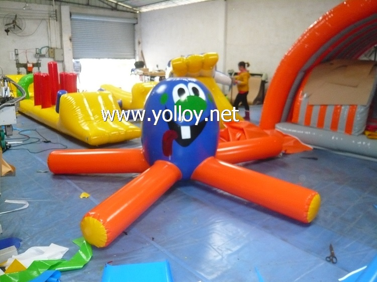 Ringo inflatable obstacle water for float water game