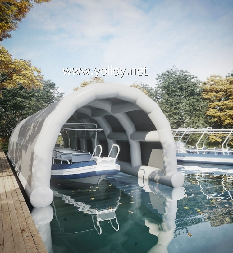 Boat Technical Inflatable Shelter for Repair