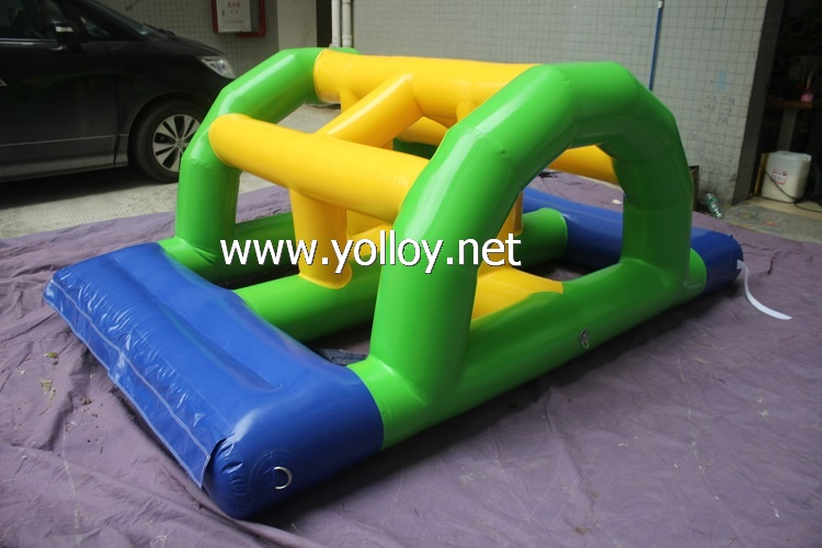 inflatable ladder bridge