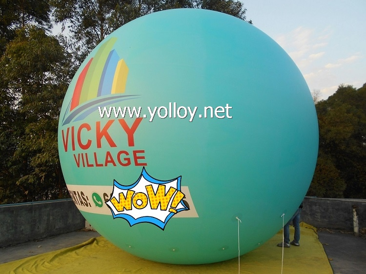 Inflatable Advertising Helium Balloons for Outdoor
