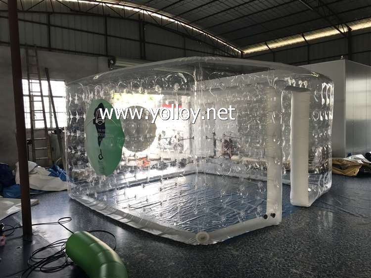 Material: clear PVC or others