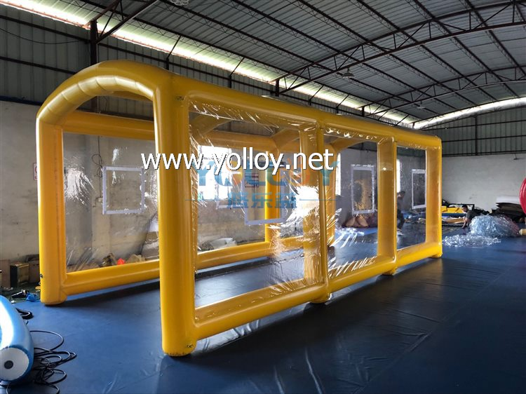 Size: 7.6mL x 3mW x 3mH or 25x10x10ft