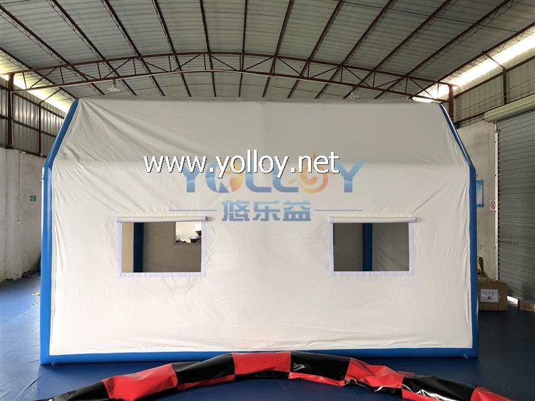 Inflatable Cabin Of Children Play Ground