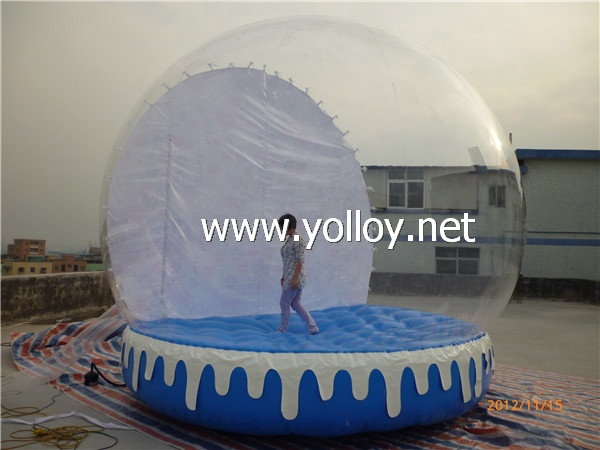 Size: 5m diameter