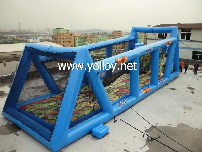 Size: 18m x5.4m x 6mH
