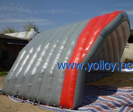 inflatable stage shelter cover