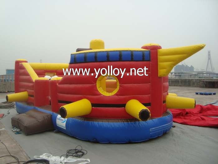 pirate ships inflatable jumper for kids party rental