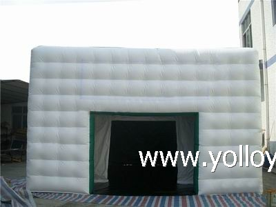 inflatable cube exhibition booth tent for advertising