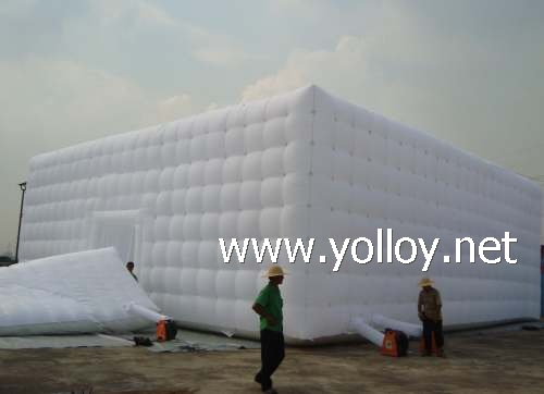 Inflatable Marquee tents for instant party event