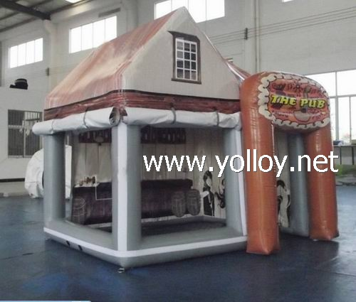 portable inflatable bar tent pub for Outdoor party