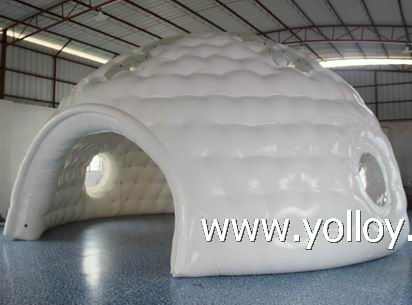 air structure inflatable dome