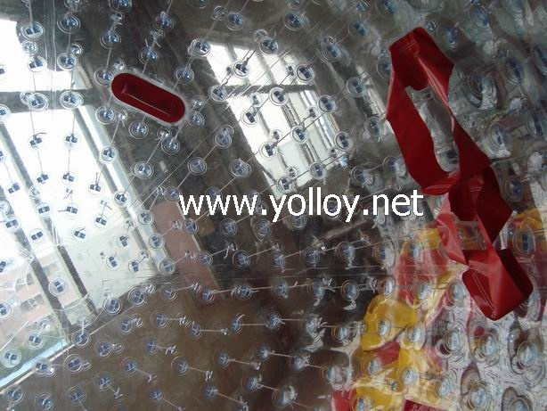 inflatable zorb ball