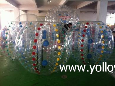 PVC body Bumper Ball
