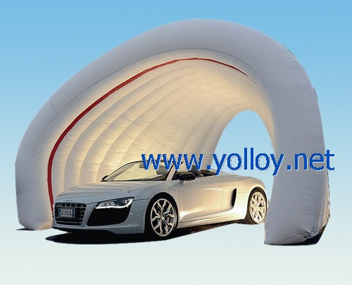 Double Layer Inflatable Car Garage Tent