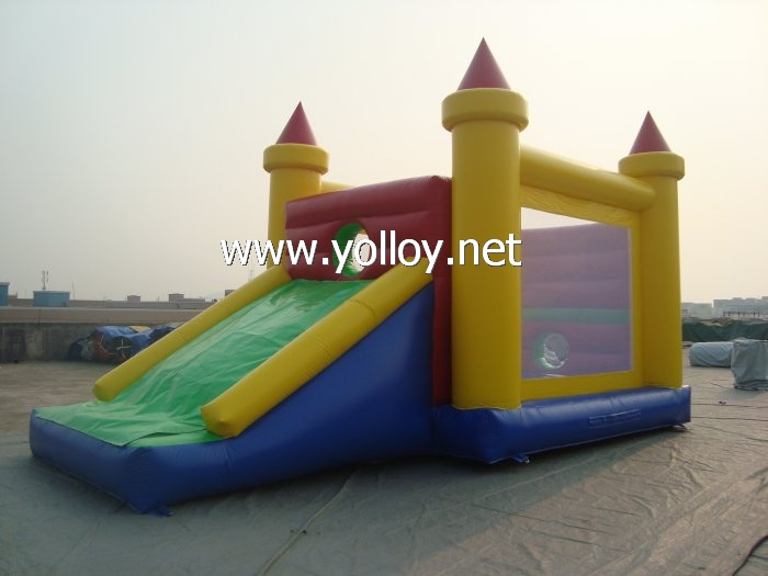 Classic outdoor inflatable bouncer for carnival party