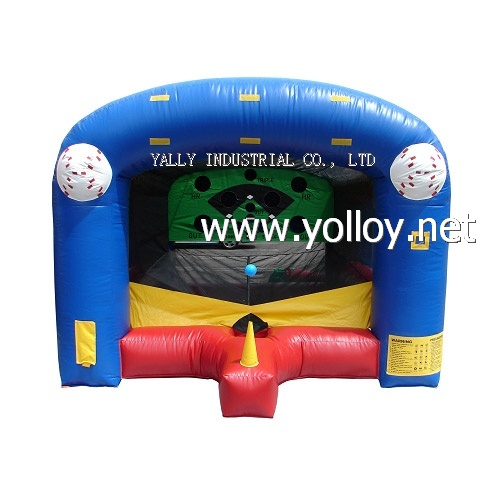 New inflatable sport target ball  baseball field floating