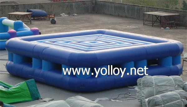 inflatable jump playground trampoline