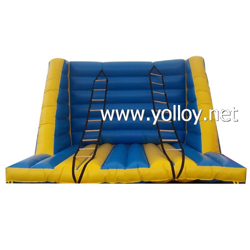 Inflatable Game Jacobs Ladder Climbing stairs