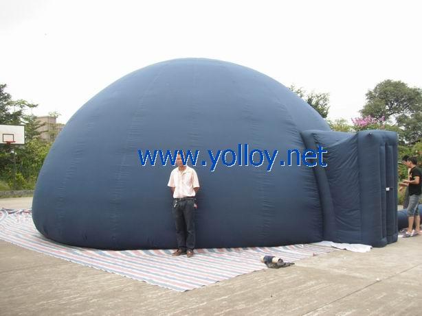 8m planetarium dome