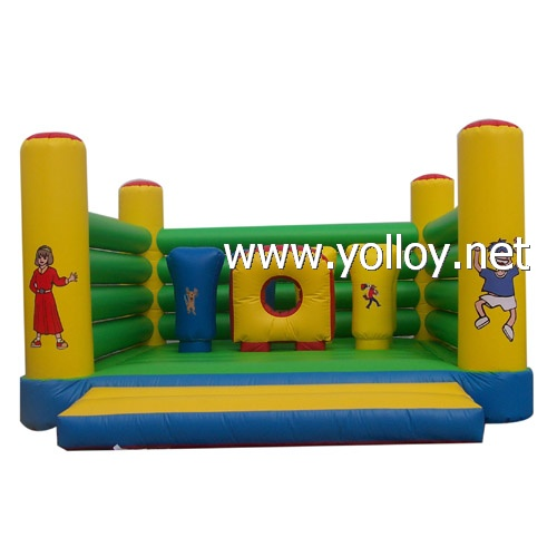 Kis funland inflatable moonwalks jumping house