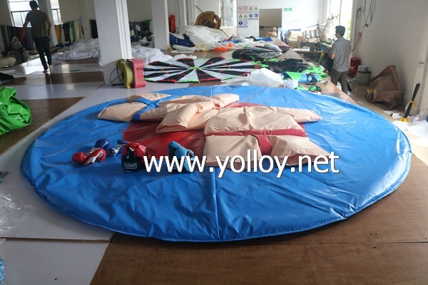 Inflatable Sumo clothes different  colors