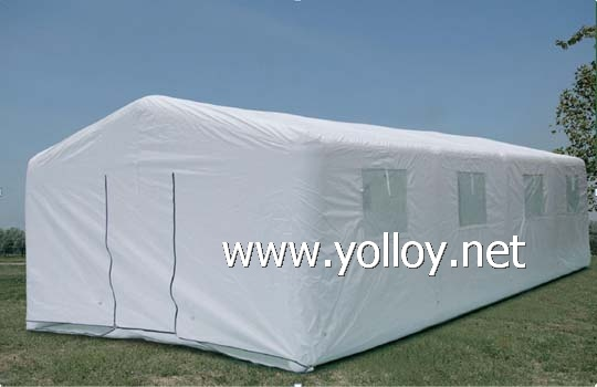 Emergency Refugee tents inflatable air structure