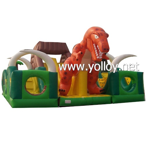 Jurassic Park dino Dinosaurs World inflatable