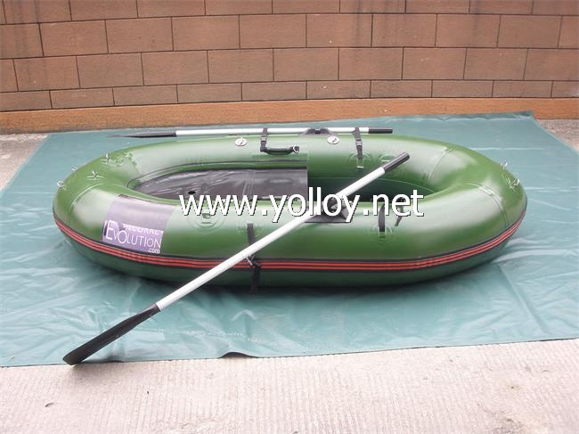 Happy summer break inflatable float boat