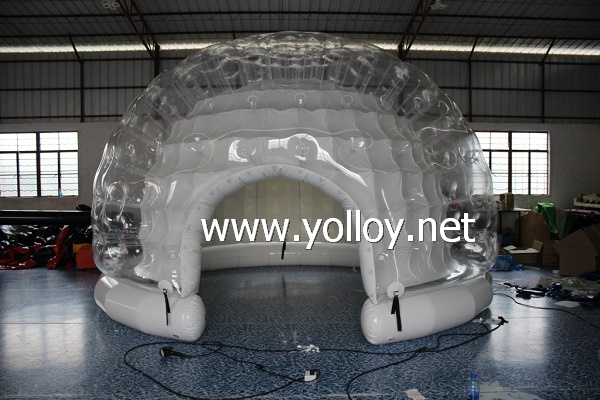 External size: 5m diameter