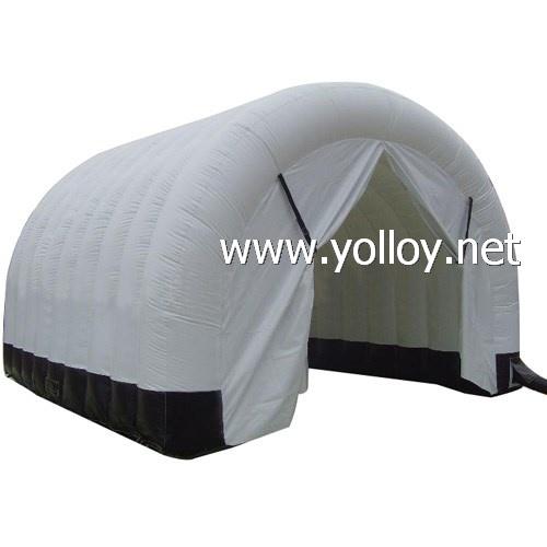 mobile inflatable car repair garage tent ... & Yolloy mobile car repair garage tent for sale