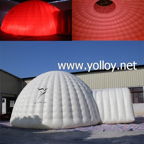 Mobile Party Dome Tent