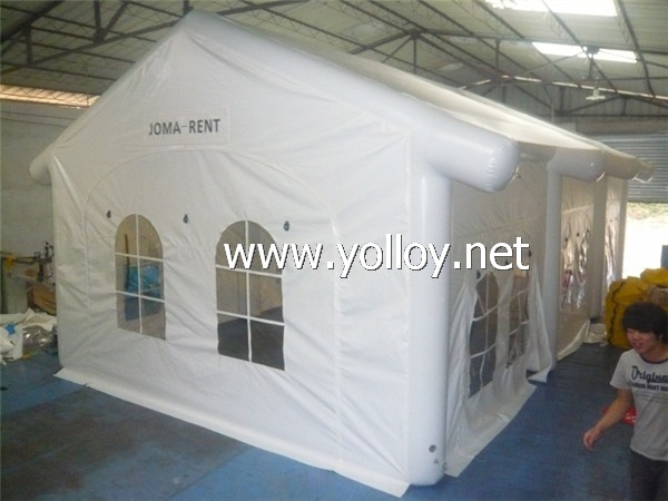 mobile party tent inflatable dining house
