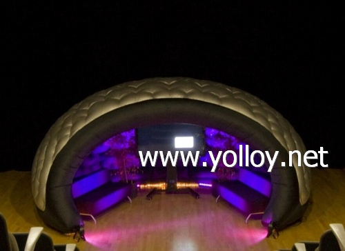 Air Structure Dome Tent Lighting Scenery Tent