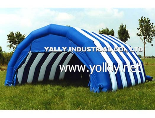 inflatable canopy for stage cover as shelter tent