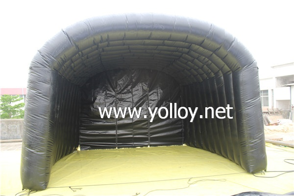 mobile stage cover inflatable tent