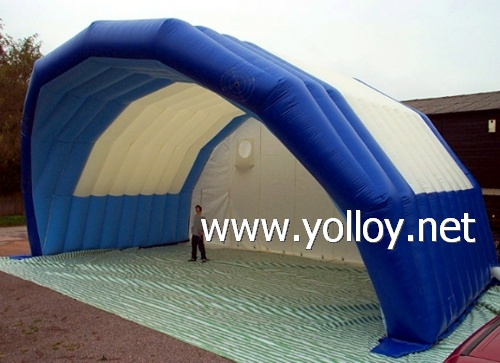 air wall stage cover inflatable tent
