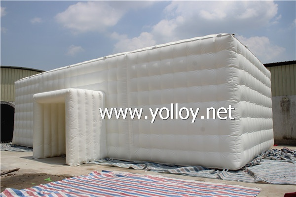 cubic inflatable party tent