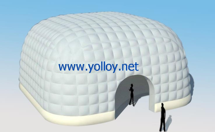 inflatable air structure