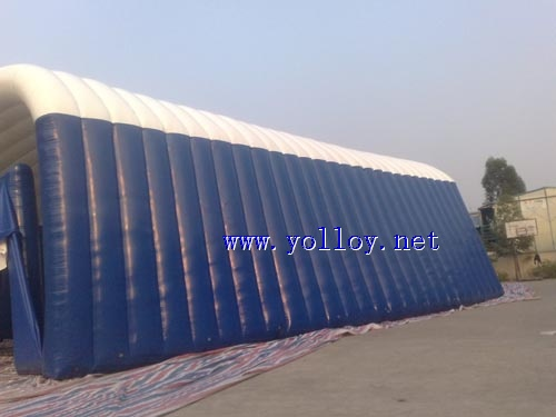 outdoor inflatable party tent for sport hall and workshop