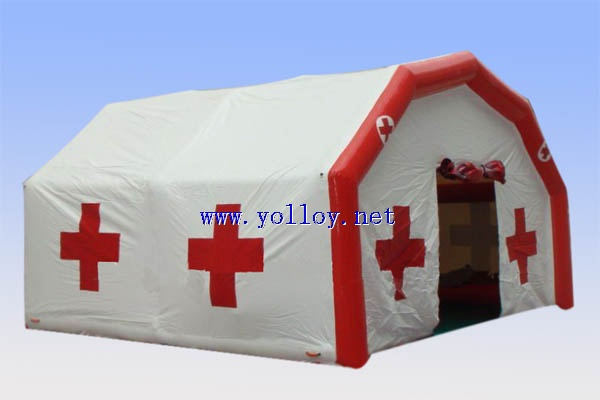outdoor inflatable medical tent for emergency
