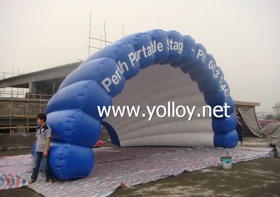Portable Shell Dome Tent Inflatable
