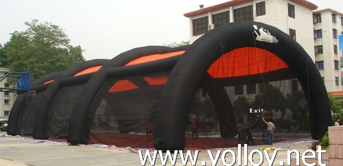 Inflatable Paintball Arena For Sale